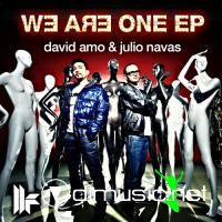 David Amo, Julio Navas, Gustavo Bravetti - We Are One EP