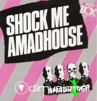Amadhouse - Shock Me Amadhouse  - Single 12'' - 1988