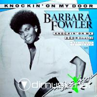 Barbara Fowler - Knockin' On My Door  - Single 12'' - 1986