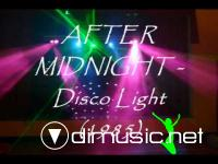 After Midnight - Disco Light - Single 12'' - 1986