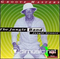 THE JUNGLE BAND feat TONY COOK - jungle groove LP 1988