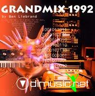 Cover Album of Ben Liebrand - Grand Mix 1992