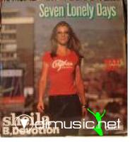 Sheila & B. Devotion - Seven Lonely Days - 1979