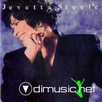 JEVETTA STEELE - Here It Is LP 1993