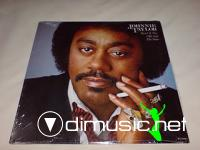 JOHNNIE TAYLOR - best of the old and the new LP 1984