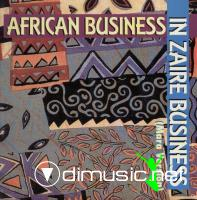 African Business - In Zaire Business - Single 12'' - 1990