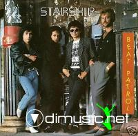 Starship - Beat Patrol - 12 Inches - 1985