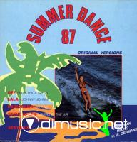 V.A - Summer Dance '1987 (Mix 12''Original Versions)