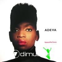 Adeva - Beautiful Love - Single 12'' - 1989