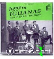 The Iguanas - Jumpin' With - 1964 (Relaunch 1996)