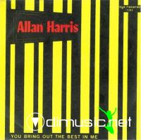 Allan Harris - You Bring Out The Best In Me - Single 12'' - 1988