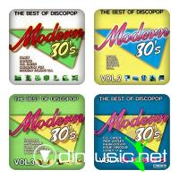 Various - Modern 80's - The Best Of Discopop Vol.1--Vol.4