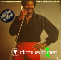 Tyrone Davis - Can't You Tell It's Me (1979)