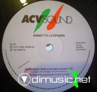 Annette Leopardi - Bang Bang Bam - Single 12'' - 1989