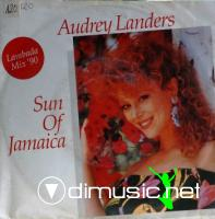 Audrey Landers - Sun Of Jamaica - Single 7'' - 1989