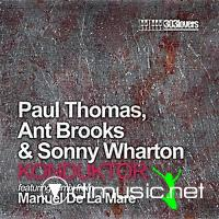 Paul Thomas, Sonny Wharton, Ant Brooks - Konduktor