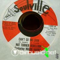 Nat Turner Rebellion - BB&S's Nat Turner Rebellion 7 (1970-1971)