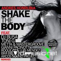 Andres Honrubia – Shake The Body