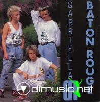 Baton Rouge - Gabriella - Single 7'' - 1986 - Rare
