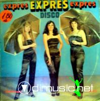 Cover Album of Expres - Disco - 1979 Electrеcord (Romania) VERY     RAREEEEE  ROMANIAN DISCO