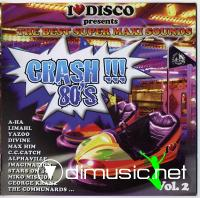 Various - I Love Disco Crash 80's Vol.1,2