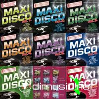 Various - Maxi Disco Vol. 1.-- 8.(Hargent Media)