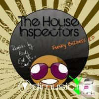 The House Inspectors - Funky Bizness EP