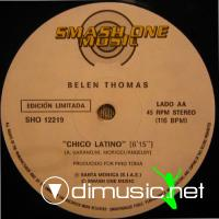 Belen Thomas - Y Mi Banda Toca El Rock  - Single 12'' - 1988