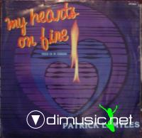 Patrick L. Myles - My Hearts On Fire - Single 12'' - 1987