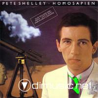 Pete Shelley  - Homosapien-Love In Vain - Single 12'' - 1982