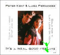 Peter Kent & Luisa Fernandez - It's A Real Good Feeling [Ape]&[MP3]