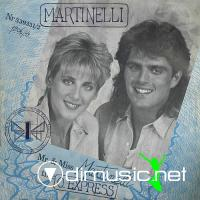 Martinelli - Voices (1987)[Ape]&[Mp3]