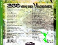 200 Hits Der Volksmusik 10 CD VOL 1 - VOL 10