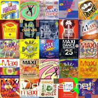 Various - Maxi Dance Sensation Vol. 1 - 29 (1990-1998)