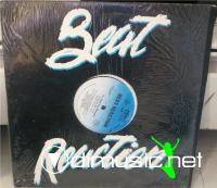 Beat Reaction - It's Time For Pleasure - Single 12'' - 1988