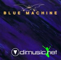 Blue Machine - Lang Het Sommar - Single 7 1990