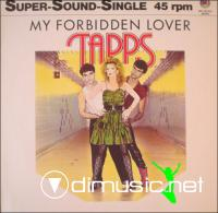 Tapps - My Forbidden Lover - Single 12'' - 1983