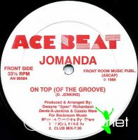 Jomanda - On Top Of The Groove Vinyl House (1986)