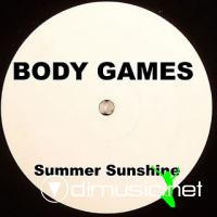 Body Games - Summer Sunshine - Single 12 - 1985