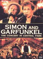 SIMON & GARFUNKEL - THE CONCERT IN CENTRAL PARK (1982) DVD
