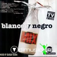 Various - Blanco Y Negro Mix 2 (1995)