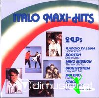 Various - Italo Maxi Hits (2CD)