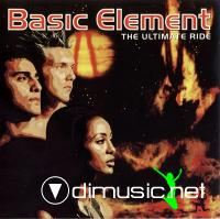 Cover Album of Basic Element - The Ultimate Ride (1995)