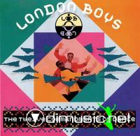 London Boys - The twelve commandments of dance (1989)