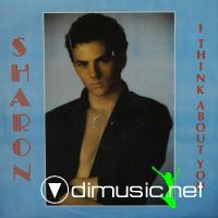 Sharon - I Think About You - Single 12'' - 1987
