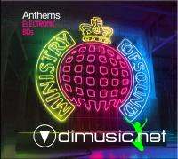 Various - ...Anthems ...Electronic 80's (2010)