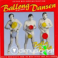 Balla Balla - Ballongdansen  - Single 7'' - 1982