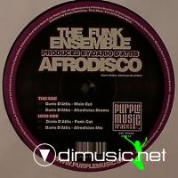 The Funk Ensemble - Afrodisco