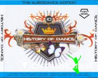 Cover Album of VA - History Of Dance 10 The Eurodance Edition (2007)