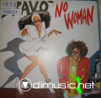 Bravo - No Woman - Single 12'' - 1987
